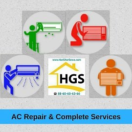 Air Conditioner Repair N Service by Har Ghar Sewa