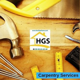 Carpentry by Har Ghar Sewa