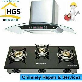 Chimney Repair N Service by Har Ghar Sewa