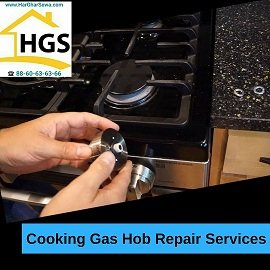 Cooking Gas Hob Repair by Har Ghar Sewa