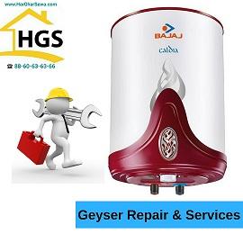 Geyser Repair by Har Ghar Sewa