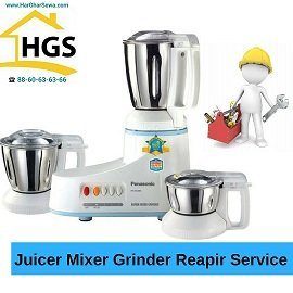 Juicer Mixer Grinder Repair by Har Ghar Sewa