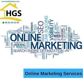 Online Marketing by Har Ghar Sewa