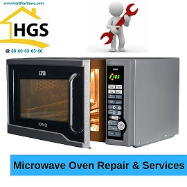 Microwave Oven Repair by Har Ghar Sewa