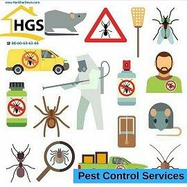 Pest Control by Har Ghar Sewa