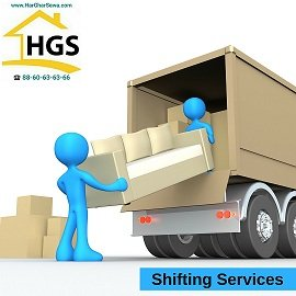 Packers And Movers by Har Ghar Sewa